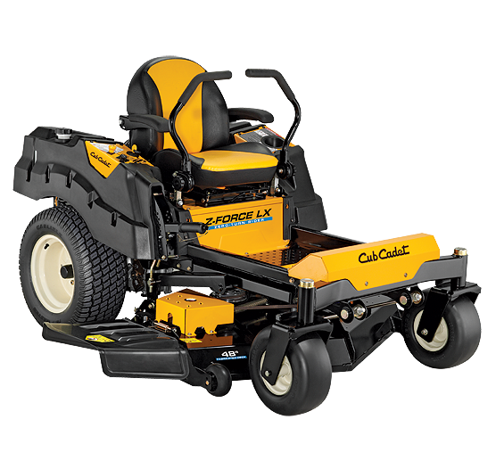Cub Cadet Z-Force LX48