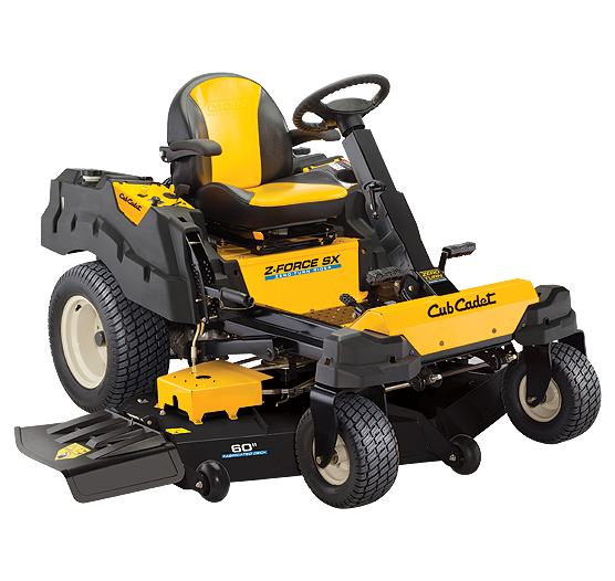 Cub Cadet Z-Force SX60